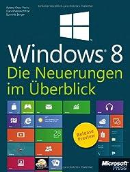 Microsoft Windows 8 - Die Neuerungen im Überblick. Zur Release Preview