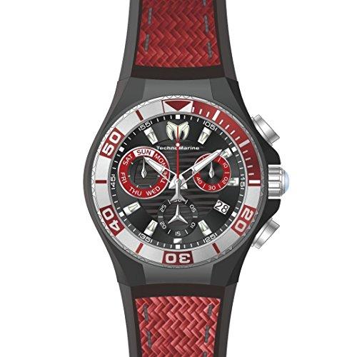 technomarine-cruise-herren-armbanduhr-45mm-armband-silikon-quarz-tm-115179
