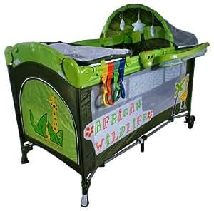 lit bebe lit parapluie pliant lit de voyage arti l6 home africa green giraffe. Black Bedroom Furniture Sets. Home Design Ideas