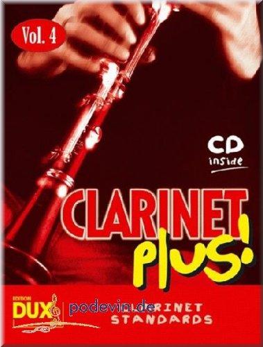 Clarinet Plus. 4-spartiti per clarinetto