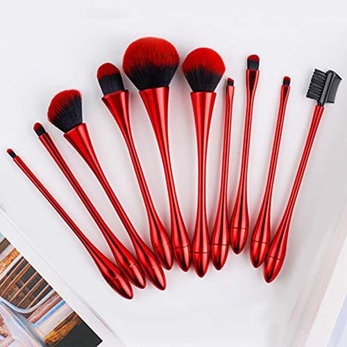 AA-SS-Makeup Brush Set de pinceaux de Maquillage Pinceaux de Maquillage Professionnels avec boîte raffinée, sans cruauté, Fibre synthétique Douce