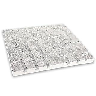 30mm Umlenkdämmplatte für Fußbodenheizung, für Verbundrohr 14mm und 16mm, Inhalt 2,5m²