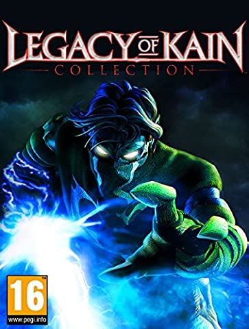 Legacy Of Kain Defiance - Legacy of Kain Collection [Code