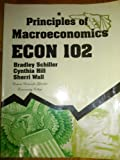 Principles of Macroeconomics Econ 102 custom edition for Glendale Community College