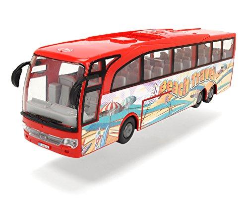 Dickie Toys 203745005 - Touring Bus, Reisebus -