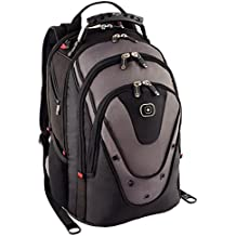 """Wenger Update 15"""" hochwertiger Rucksack mit iPad Fach schwarz passend für MacBook PRO"""