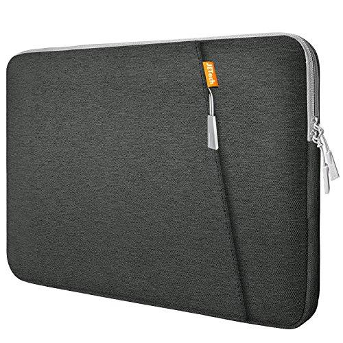 JETech 11,2-Zoll Laptophülle Tasche Schutzhülle Sleeve für Notebook Tablet iPad Tab Wasserdicht Schock-beständiger Schützender Funktion mit Zubehörtasche