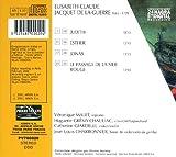 Jacquet de la Guerre : Cantates Françoises - le passage de la mer rouge