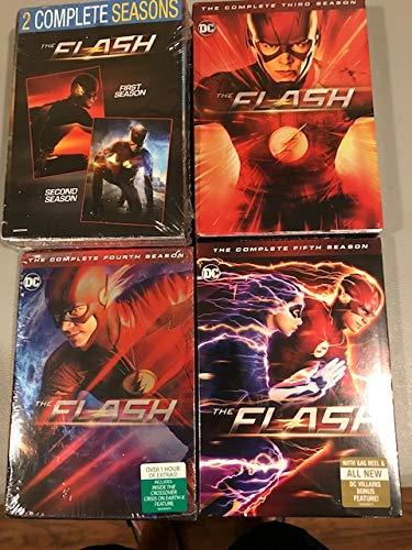 Flash Season 1-5 Bundle