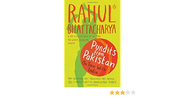 Amazon in: Buy Pundits from Pakistan on Tour with India Book