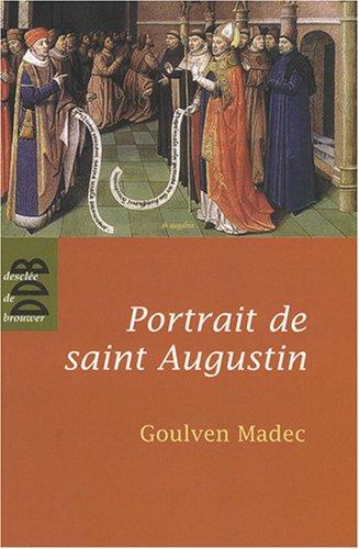 Portrait de saint Augustin
