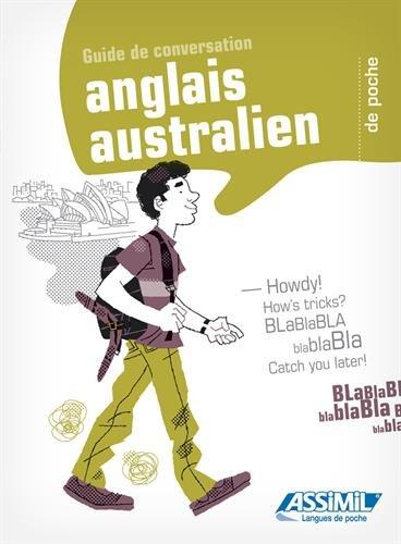 L'anglais australien de poche par Mike Zeedel