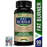 Zivapure Advanced Fat Burner & Natural Weight Loss Supplement for Men and Women
