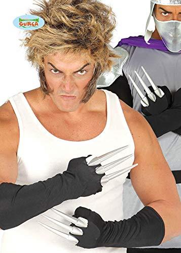 Magic Box Int. Erwachsene Wolverine Style Handschuhe mit Krallen
