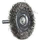 Smartool 950094 Brosse perceuse disque Acier usage courant ø75 mm