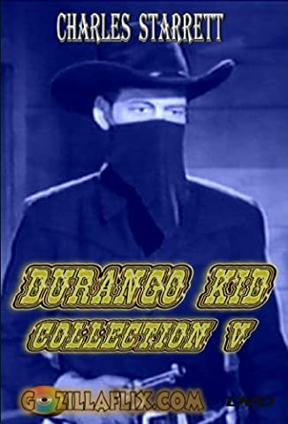 The Durango Kid Collection V ~ 10 Westerns ~ Landrush (1946) Two-Fisted Stranger (1946) South Of The Chisholm Trail (1947) West Of Dodge City (1947) Riders Of The Lone Star (1947) Trail To Laredo (1948) Challenge Of The Range (1949) Bandits Of El Dorado (1949) Trail Of The Rustlers (1950) Cyclone Fury (1951)