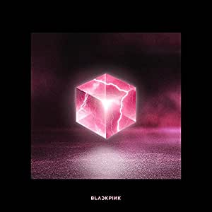 Genie Music Blackpink Square Up Black Ver 1st Mini
