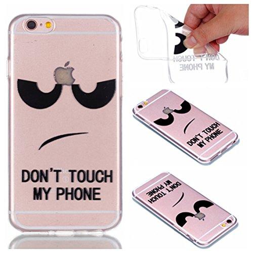 iPhone 6S Hülle, Voguecase Silikon Schutzhülle / Case / Cover / Hülle / TPU + PC Gel Skin für Apple iPhone 6/6S 4.7(Bunt Teppich 06) + Gratis Universal Eingabestift Weiße/my phone