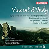 Indy: Orchesterwerke Vol.5