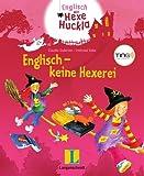 Englisch - keine Hexerei - Buch (TING-Edition) mit 2 Hörspiel-CDs