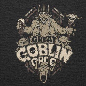 TEXLAB – Goblin Grog – Stoffbeutel, schwarz - 2