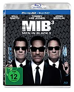 Men in Black 3 (+ Blu-ray)