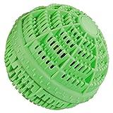 Xavax Waschball, 80 Mineralkugeln, Allergikerfreundlich, Power Pearls, grün