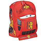 Disney Samsonite Ultimate S+ Pre School Sac à Dos Enfant, 34 cm, 11,5 L, Cars Classic