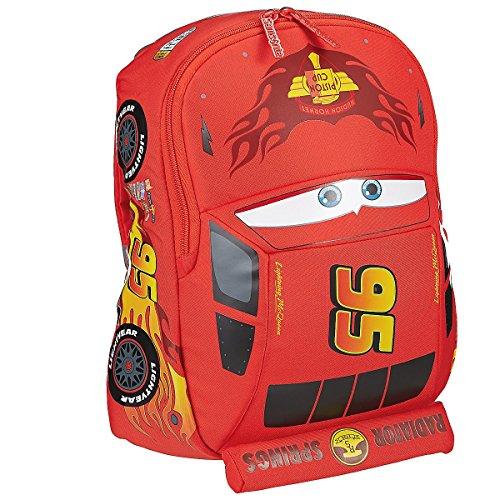 Imagen de disney ultimate s+ pre school cars  infantil, 11.5 litros, color rojo
