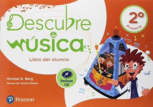 Descubre la música 2 libro del alumno