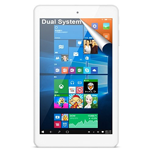 Tablette, Tablet computer, Cube iwork8 Ultimate WIFI Dual OS Tablet PC Windows 10 + Android 5.1 8inch IPS 1280*800 Atom x5-Z8300 Quad Core 2GB 32GB HDMI
