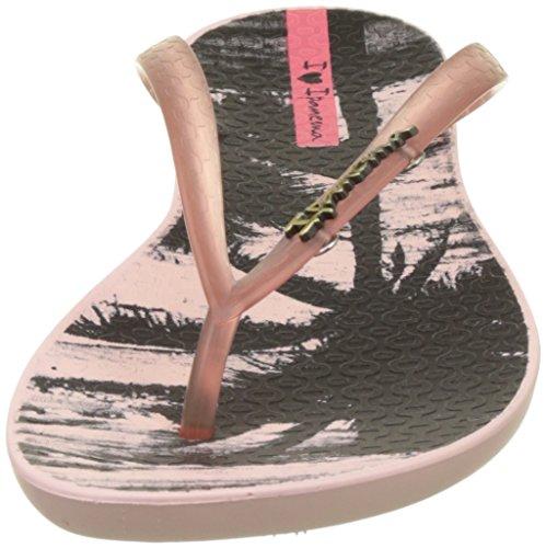 Ipanema - Wave Tropical Fem, Infradito Donna Rosa (Pink)