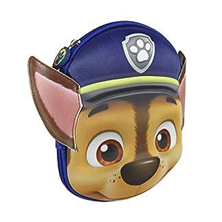 Paw Patrol Patrulla Canina Plumier con Relieve 3D, Color Azul, 23 cm (Artesanía Cerdá 2700000205)