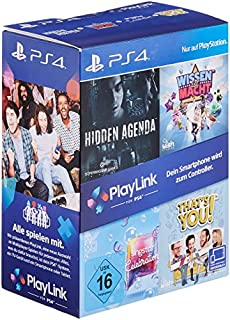 PlayLink Bundle (Wissen ist Macht, Hidden Agenda, SingStar Celebration & That's You!) - [PlayStation 4] (B07772H5JP) | Amazon Products