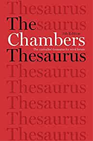 The Chambers Thesaurus 5th Edition Amazon.co.uk Chambers 9781473608283 Books  sc 1 st  Amazon UK & The Chambers Thesaurus 5th Edition: Amazon.co.uk: Chambers ...