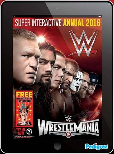 WWE Super Interactive Annual 2016 (Annuals 2016)
