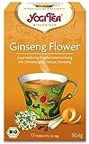 NEU - Yogi Tao GINSENG FLOWER, 17 Teebeutel, 30,6 g