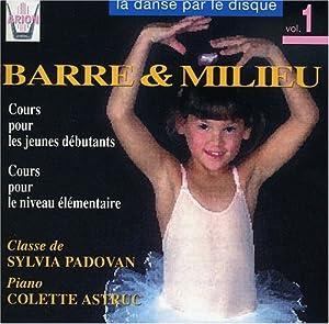 """Afficher """"Barre et milieu"""""""