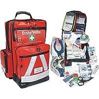 Erste Hilfe Notfallrucksack für Schulen & KITAS - Planenmaterial mit Waterstop Reißverschlüssen preisvergleich bei billige-tabletten.eu