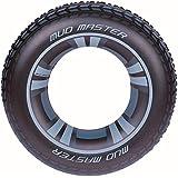Flotador con forma de neumático 91 cm