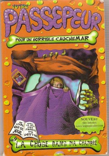 Passepeur, n° 9 : La chose dans ma chambre