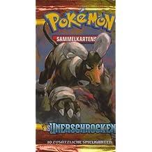 Pokemon HG/SS 3: Unerschrocken Booster [Importación alemana]
