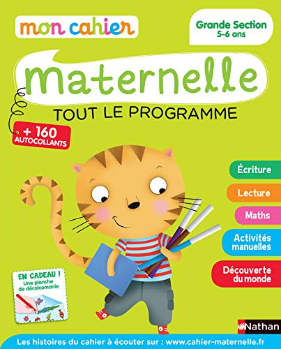 Pdf Offnen Download Chip Telecharger Mon Cahier Maternelle
