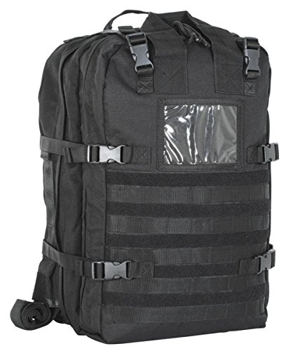 Voodoo Tactical Deluxe Professionelle Special Ops Feld Medical, Unisex-Erwachsene, Field Medical Pack, Schwarz, NA