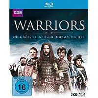 Warriors - Die größten Krieger der Geschichte [Blu-ray]