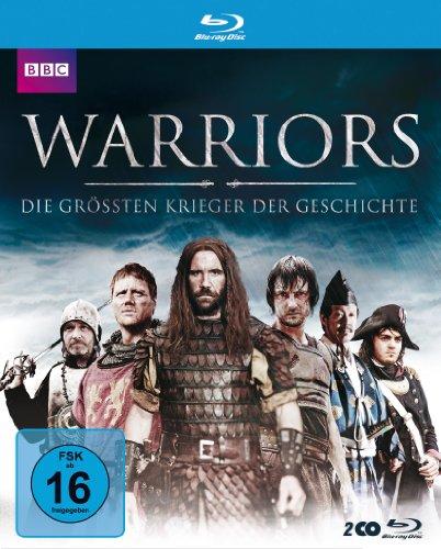 Gut Asche Kostüm - Warriors - Die größten Krieger der Geschichte [Blu-ray]