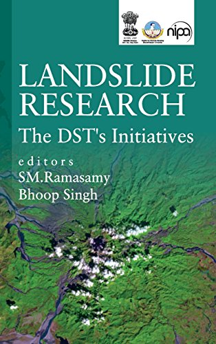 Landslide Research: The DST'S Initiatives