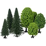 NOCH 26811 Mixed Forest, 25 trees, 5 - 14 cm high
