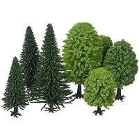 NOCH 26811 25 árboles Mixto Bosque Set 5 – 14 cm