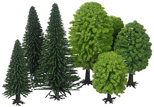 Lösung Baum (NOCH 26811 - Mischwald, 25 Bäume, 5-14 cm hoch)